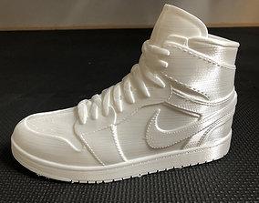 Nike Air Jordan 1 Sneaker model