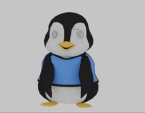3D model Penguin Friend