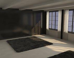 room and lighting 3D