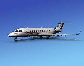 Canadair CRJ100 Trans Midwest 3D