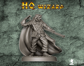 3D print model HQ Wizard