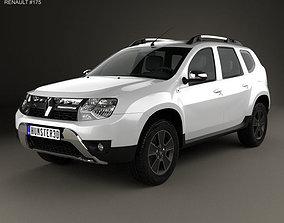 3D Renault Duster CIS 2015