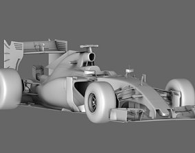 F1 Williams Mercedes FW37 Season 2015 3D