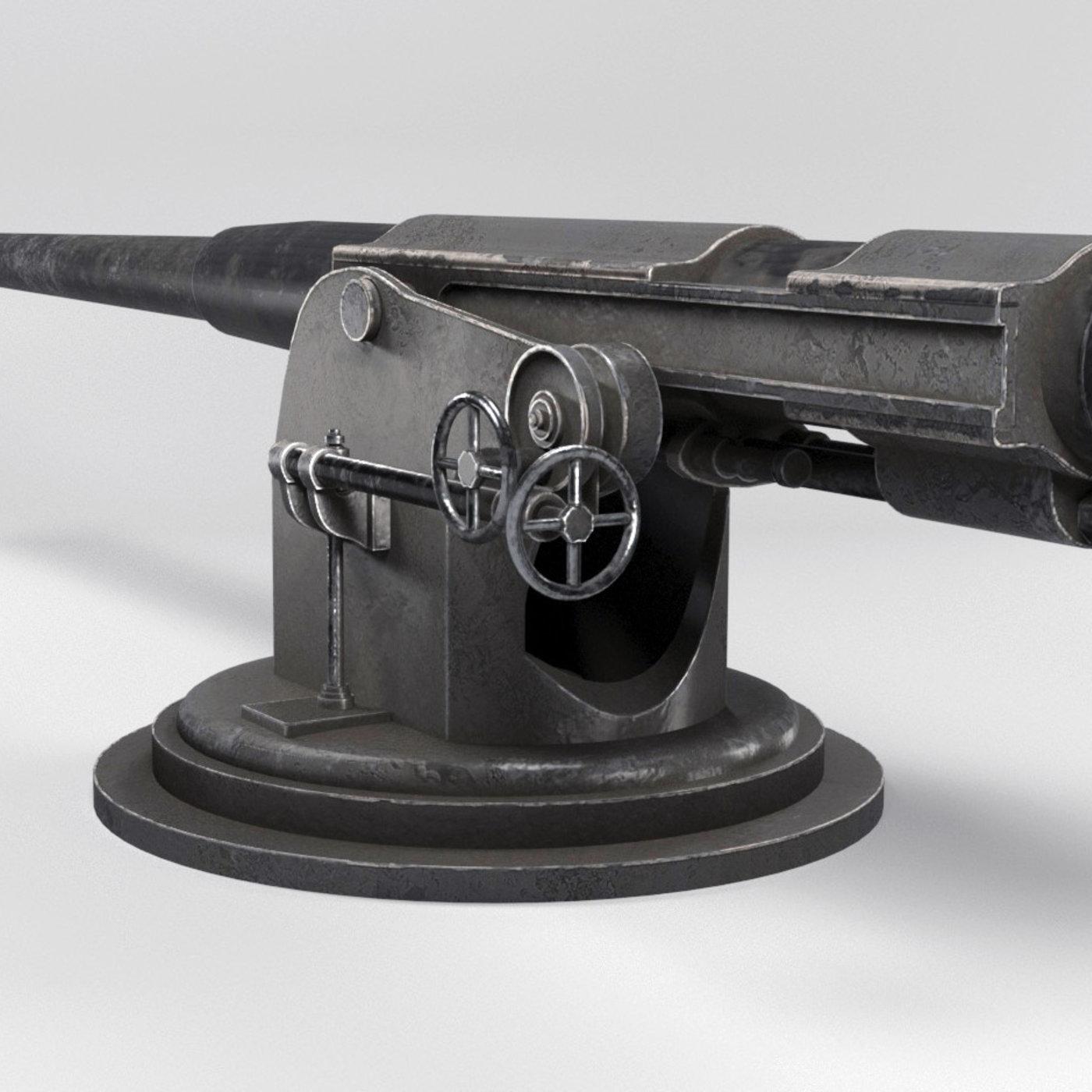152-mm Kane gun
