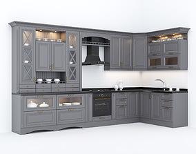 Kitchen 3D handles