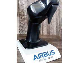 Replica Airbus Sidestick for Decoration 3D printable model