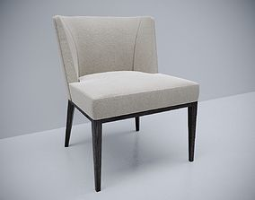 Bright Eno Side Chair 3D model