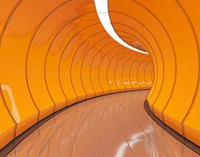 3D Corridor 001 ship