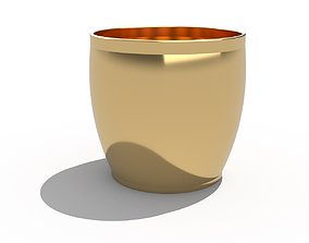 3D Print Ready Cup High Quality with Smooth