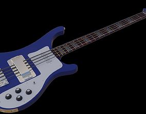 Ricken Backer 4003 - Bass 3D model