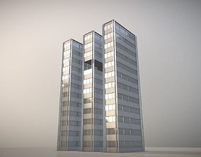 City Building Design E-3 3D model