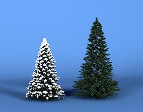 Christmas Tree Free Models 3D