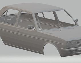 Seat 131 - Fiat 131 Printable Body Car
