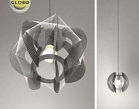 Chandelier Globo lightning 1 3D model