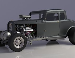 Coupe 1932 3D model