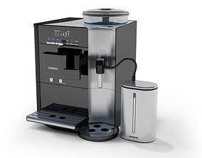 Fancy Espresso Maker 3D model