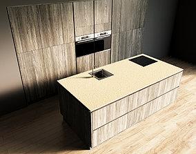 107-Kitchen11 texture 9 3D model