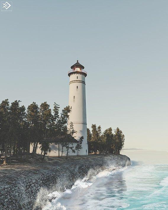 old light house