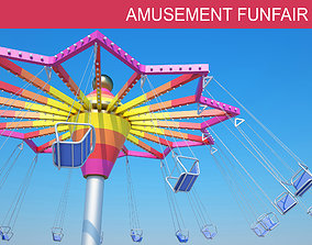 3D Amusement Funfair Toys