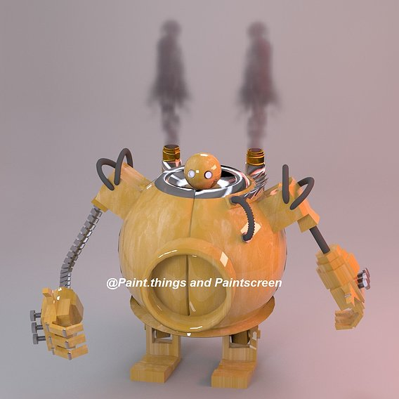 Do you know or remember the blitzcrank?