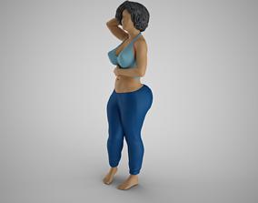 Tender Girl 4 3D printable model
