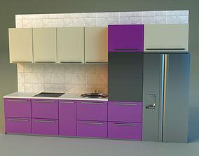 kitchen 3D model Kitchen