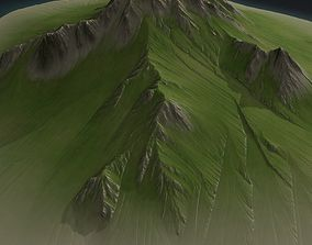 3D model Landscape 38