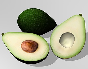 Avocado 3D kitchen