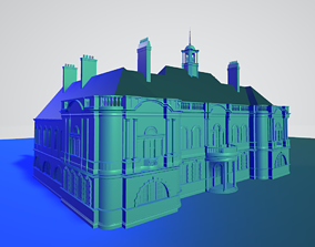 London house city set part-8 3D model
