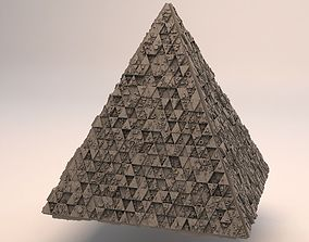 Sci-Fi Shapes - The Pyramid 3D model