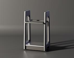 Voyager Sickbay Shelf 3D