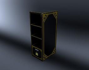 Cabinet File 3D asset