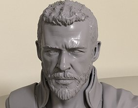 3D print model avengers Chris Hemsworth as Thor