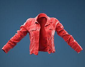 Tiny Jeans Jacket Open 3D
