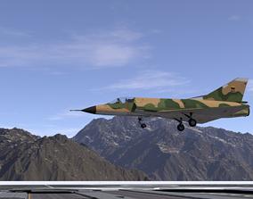 Mirage 3D model