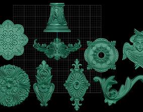 decoration Ornament 3D models