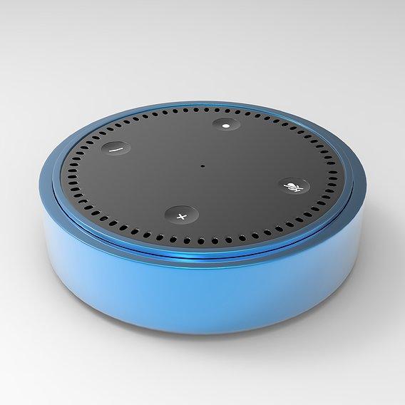 Ech_dot speaker