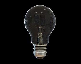 Light Bulb 3D lightbulb