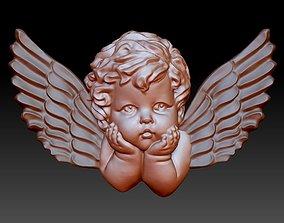 angel bebek 3D print model