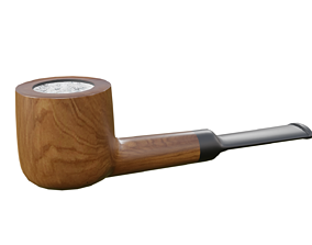 Derbyshire 917 Tobacco Pipe 3D asset