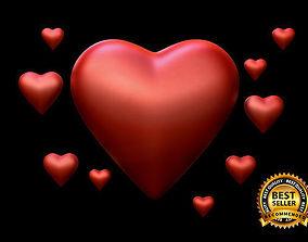 Heart Shape 3D model