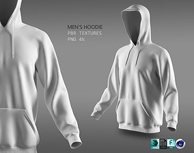 hoodie w 3D model