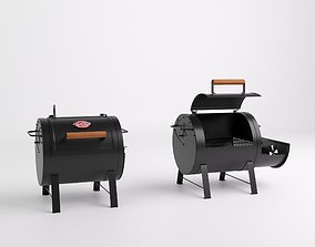 3D model CHARGRILL Table Top