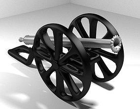 3D Cannon - European Parrot