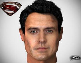 3D model Henry Cavill