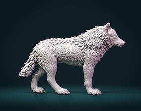 Wolf III 3D printable model