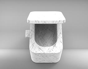 Toilet 2 3D printable model