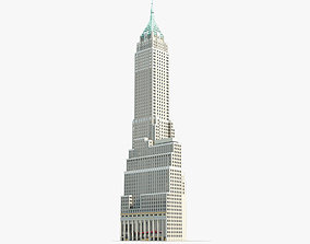 40 Wall Street Trump Building 3D model