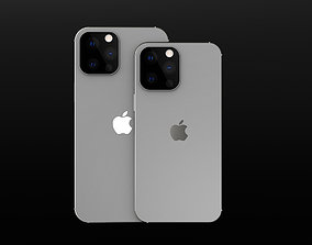 3D model iPhone 13 Pro