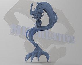 Midna Zelda 3D print model